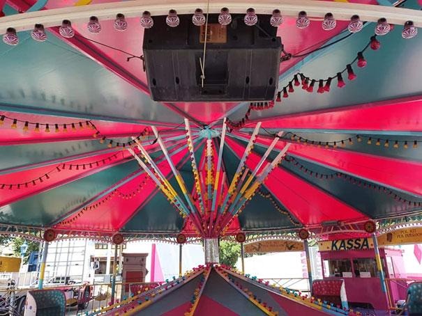 Tenzeil circus