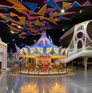 Doha carousel